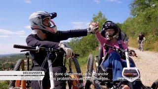 Découverte du Fauteuil Tout Terrain (FTT) - Champions d'Exception - Handisport TV