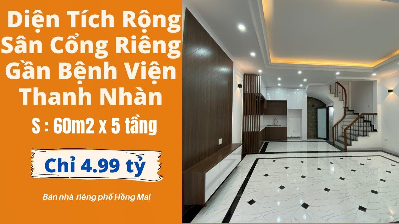 image Bán Nhà Hà Nội Phố Hồng Mai Diện Tích Rộng Giá Rẻ Bán | Nhà Hà Nội 2021