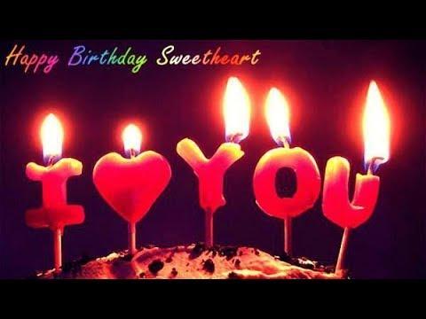 Best Romantic Birthday Song Piano Solo ♫♫♫ Wanna Be Happy