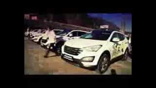 hyundai santafe 2015 ckd test drive