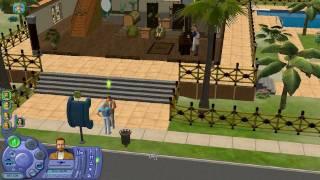 The Sims 2 Bon Voyage Gameplay