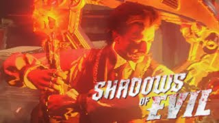 "Shadows of Evil EASTER EGG FULL RUN ""Black Ops 3 Zombies"" Gameplay Walkthrough"