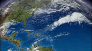 Earth Wobble on Satellite