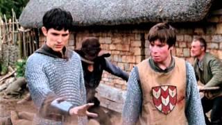 Merlin/Arthur // Shape of my Heart