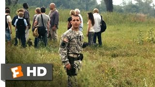 The Happening (2/5) Movie CLIP - My Firearm Is My Friend (2008) HD