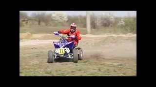 Проверено на себе. Спортивный квадроцикл Yamaha YZF 450  с Павлом Кучеренко.(, 2014-04-22T11:02:42.000Z)