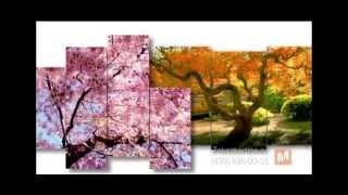 Модульные картины на стекле. Печать модульных картин(Печать и изготовление модульных картин на стекле. Каталог модульных картин вы можете посмотреть на нашем..., 2014-10-18T18:49:21.000Z)