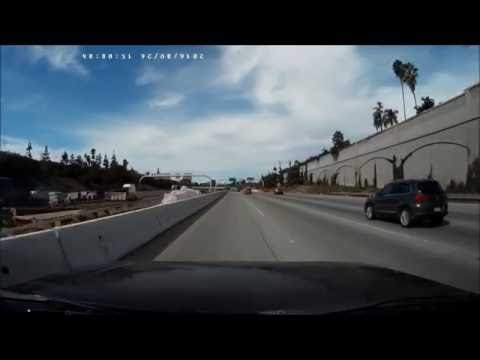 Drive from San Diego to almost Temecula, Ca.