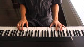 Imagine Dragons - It's Time - Piano Cover