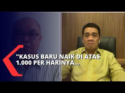 Wagub DKI Sampaikan Alasan PSBB Total Jakarta: TPU Mulai Penuh 10 Hari ke Depan