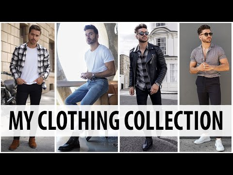 MY CLOTHING COLLECTION W/ NORDSTROM BP | Men's Fashion & Style | BP x Alex Costa