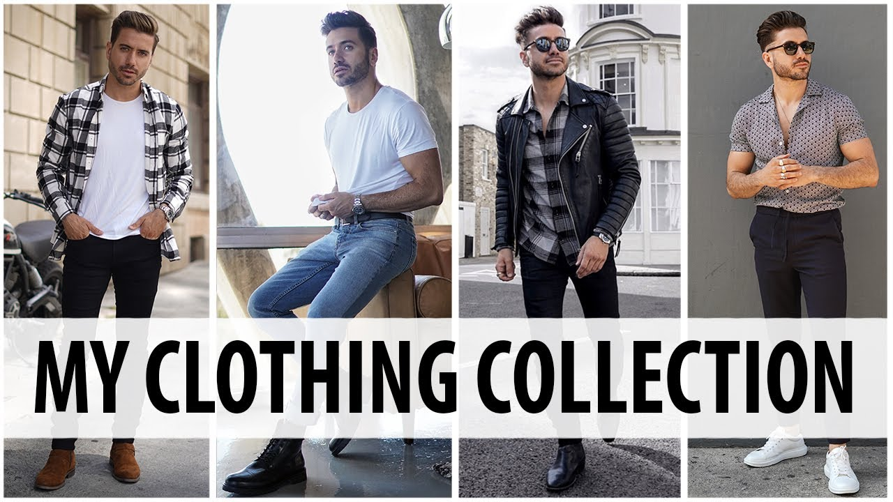 [VIDEO] - MY CLOTHING COLLECTION W/ NORDSTROM BP | Men's Fashion & Style | BP x Alex Costa 7