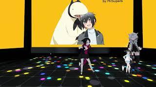 Konata Kiriyan Seyana Dance Happy Life Spectacle - Hi!Superb
