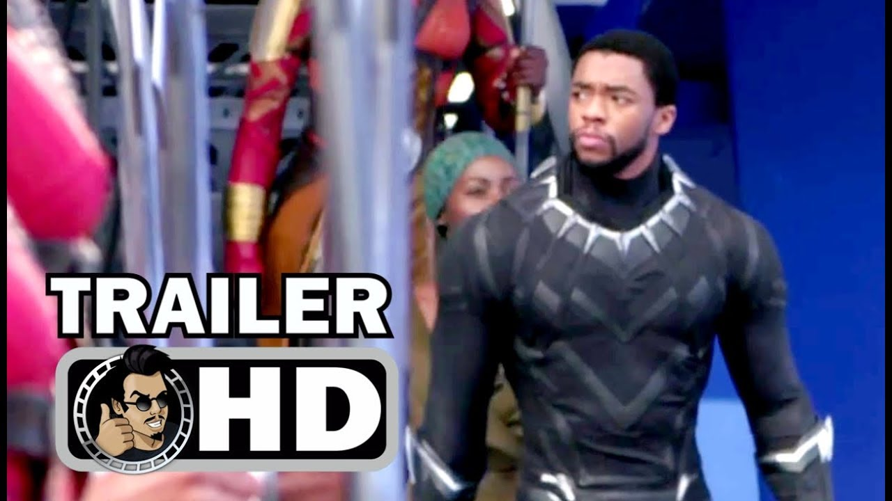 "BLACK PANTHER Official ""Origins"" Featurette Trailer (2018) Marvel Superhero Movie HD"