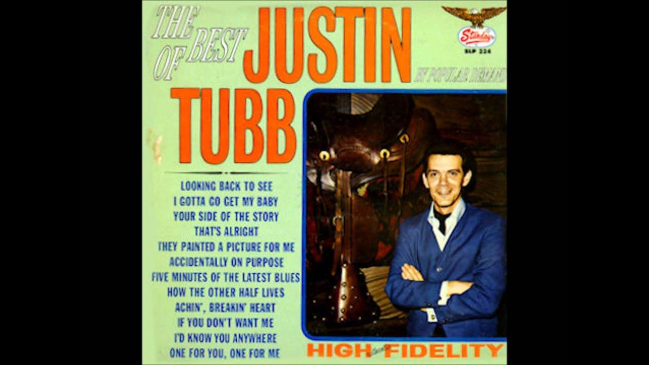 Justin Tubb - Justin Tubb