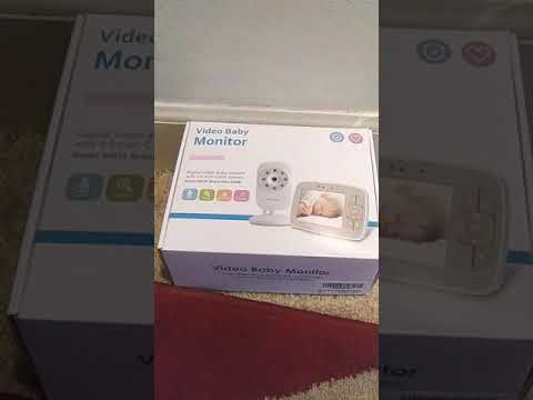 willcare-video-baby-monitor