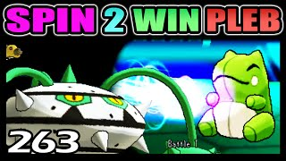 【 Pokemon Omega Ruby (ORAS) Online Wifi Battle 】Spin 2 Win Pleb ◦ F4F #263
