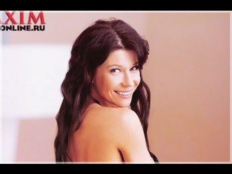 Екатерина Волкова в фотосессии для журнала Maxim