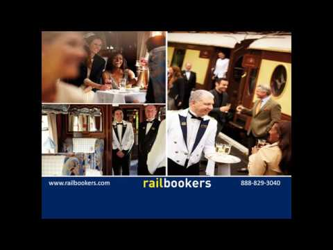 Discover Luxury Rail Vacations with Railbookers!