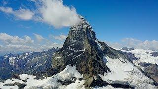 DJI Spark & Mavic:  Flown to ~4,000m/13,000ft on the Matterhorn in Zermatt, Switzerland