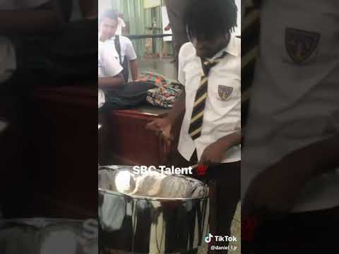 TikTok: ZEZE On Metal Drum