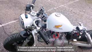 Двигатель Daytona 190cc для мопедов