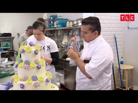 Buddy Valastro Remembers How His Mother Taught Him How To Be A Boss