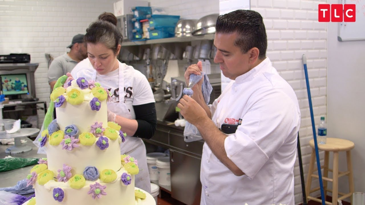 coupon codes lace up in cute Buddy Valastro Remembers How His Mother Taught Him How To Be A Boss
