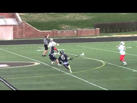 Gilman JV Lacrosse Vs Landon School JV - March 16 2016