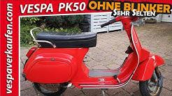 Vespa Pk 50 Xl Ohne Blinker