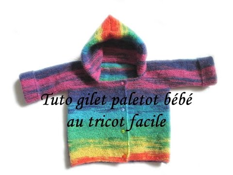 Explication manteau bebe au crochet