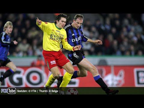 2004-2005 - Jupiler Pro League - 20. Club Brugge - KV Oostende 7-3