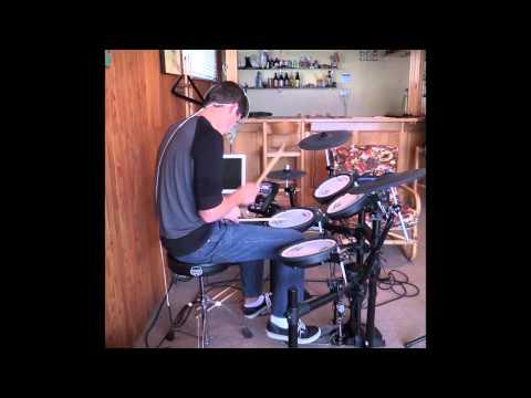 V-Drums SA Championship - Reinhardt Bronner
