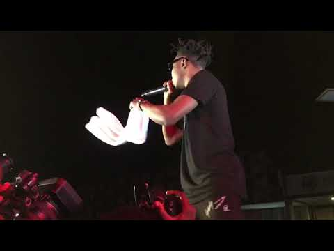 Check Out Mayorkun Performance At His Concert in Ibadan