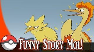 [Pokemon] FUNNY STORY MOL!