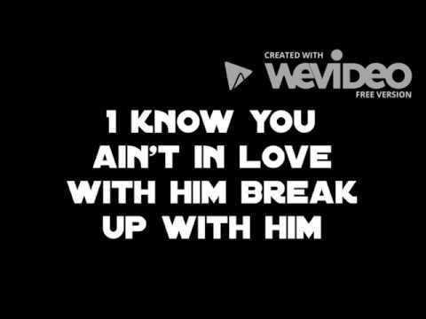 Old Dominion - Break Up With Him (Lyrics)