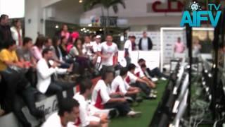 11vs11 AIFV El Tesoro Medellín