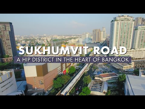 Bangkok Neighborhood Guide: Upper Sukhumvit