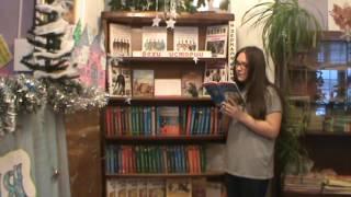 Детская библиотека им. А.С. Пушкина читает ''Мцыри'' М.Ю. Лермонтова