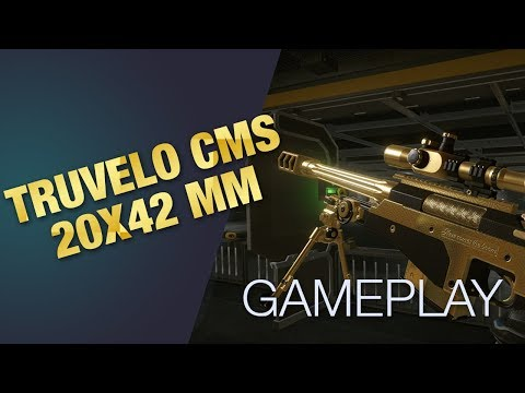 Warface Truvelo CMS 20x42 Mm Gameplay