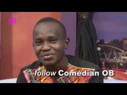 KSM Show- Dr Comedian OB hangs out with KSM