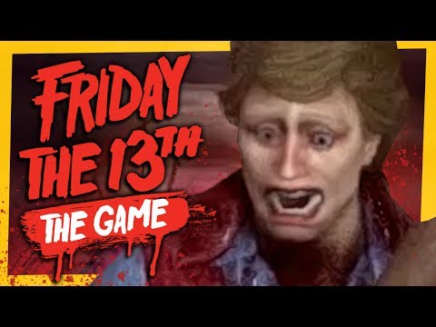 I'M SO F***ING SCARED | Friday the 13th (w/ Hat Films)