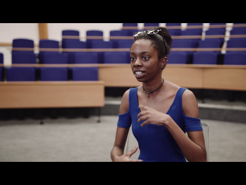Why study at Royal Holloway? Cassie, Film, TV and Digital Production