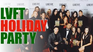 LVFT Holiday Party   VLOGMAS DAY 18