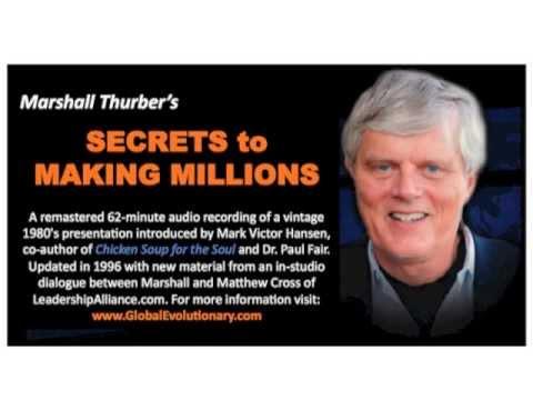 Marshall Thurber's Secrets to Making Millions