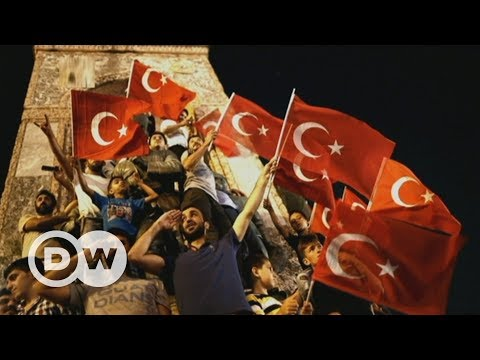 Many Turks believe Erdogan will bring new Ottoman Empire | D