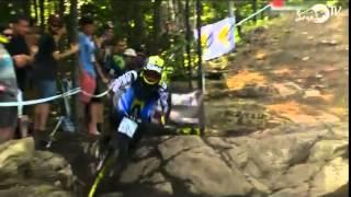 Sam Hill wins MSA DH 2014