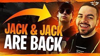 JACK AND JACK ARE BACK! (Fortnite: Battle Royale)