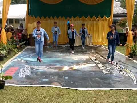 Dance Domikado Perpisahan SMP Negeri 2 Besitang
