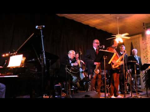 """""""MY SIN"""": MARTY GROSZ and FRIENDS at JAZZ at CHAUTAUQUA (Sept. 22, 2012)"""